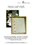 Apple Leaf Cloth